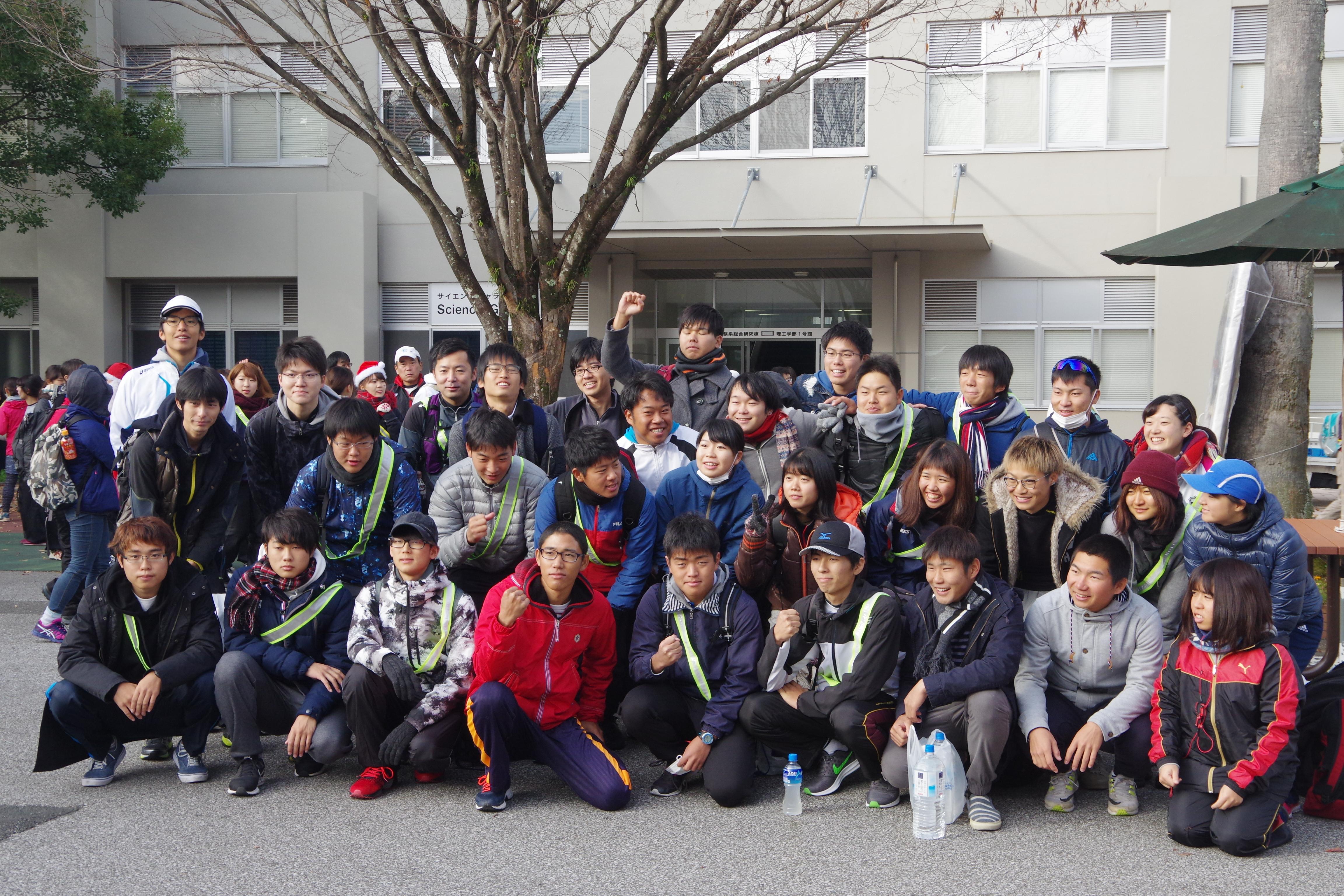 第58回室戸貫歩(11月24日~25日)